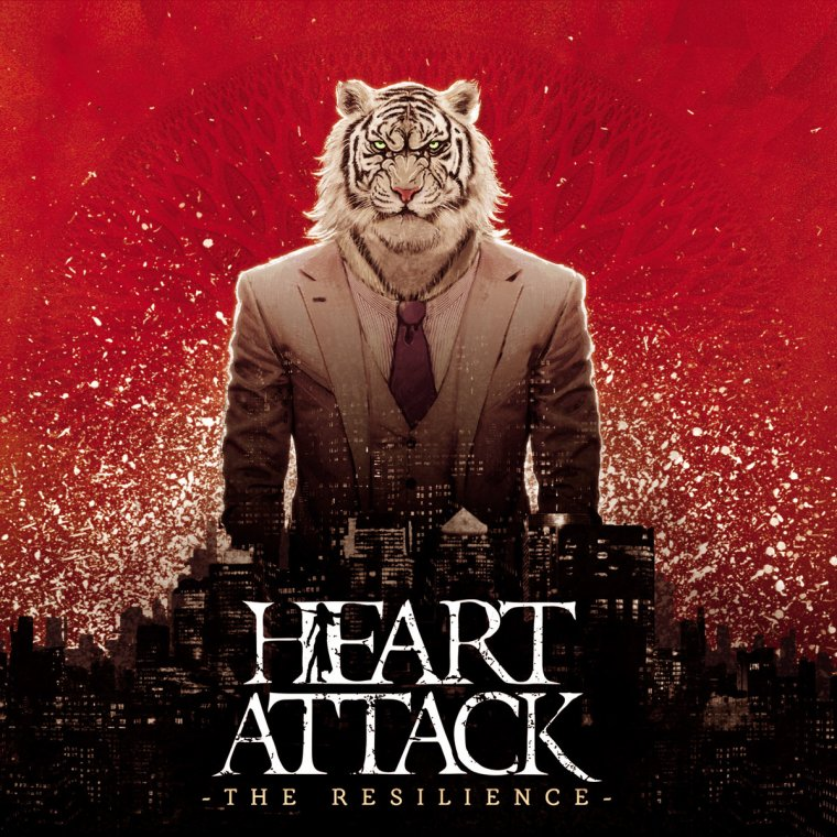 ✠... Heart Attack - Congrats To People [Official Lyric Video 2017, Apathia Records …✠