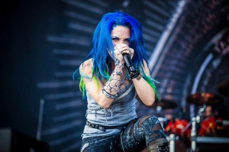 ✠... Arch Enemy - As The Pages Burn [Taken From DVD As The Stages Burn!] …✠
