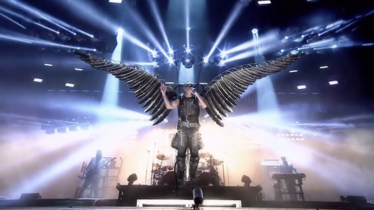 ✠... Ramms+ein - Engel [Live At Rock Im Park 2017] …✠