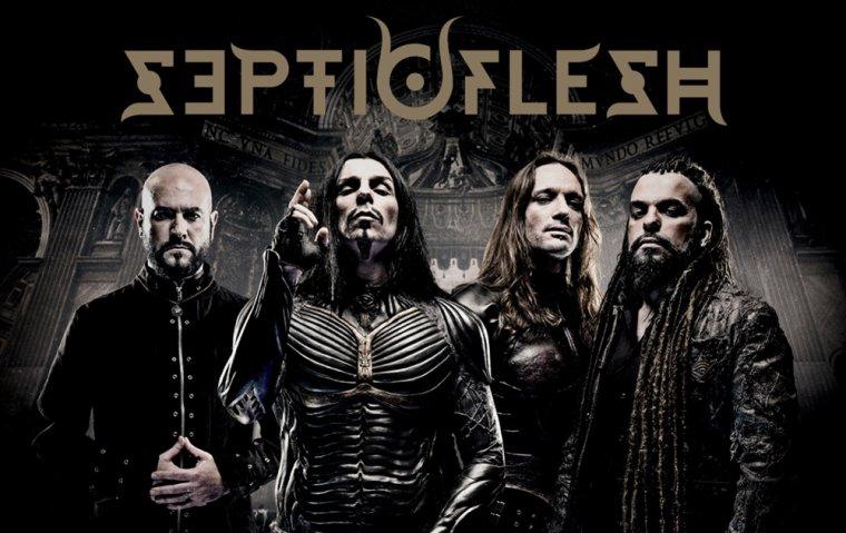 ✠... Septicflesh - 3rd Testament [Official Premiere] …✠