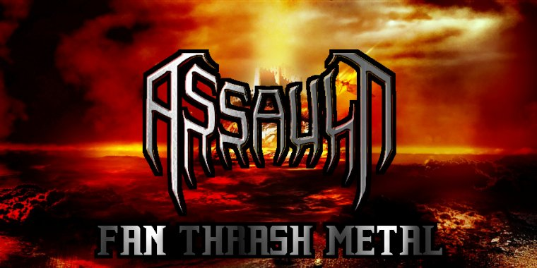 ✠ Assault  - The Fallen Reich Official Video [Death Metal/Thrash Metal] ✠