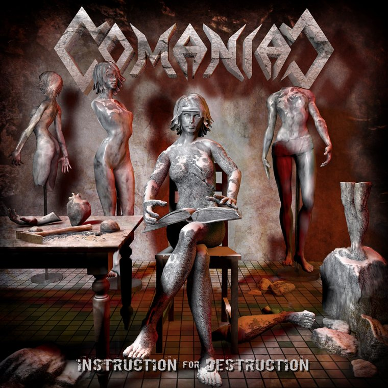 ✠... Comaniac - Instruction For Destruction  …✠