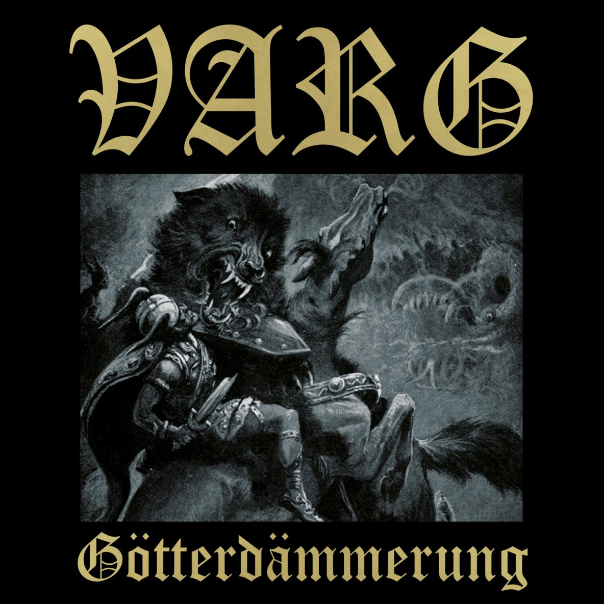 ✠... Varg - Götterdämmerung [Official Video] | Napalm Records …✠