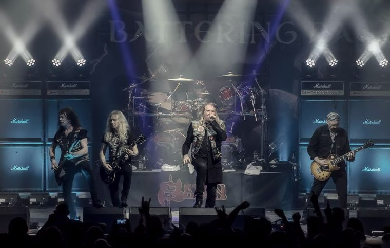 ✠... Saxon - Battering Ram [Official Video] …✠