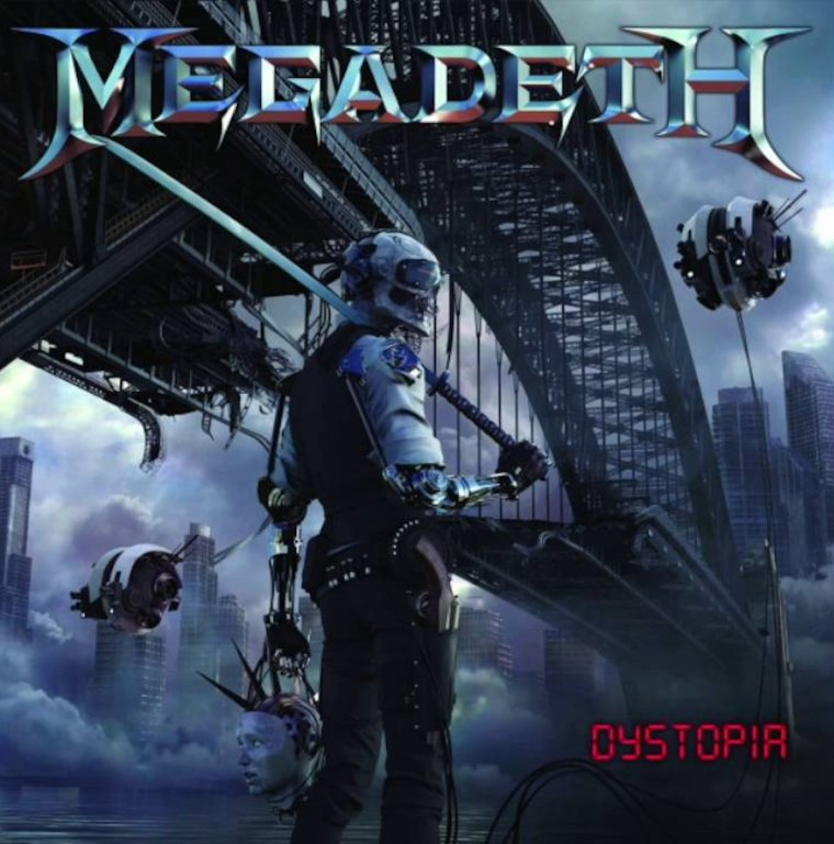 ✠... Megadeth - Death from Within …✠