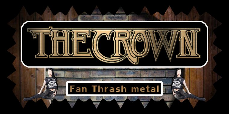 ✠... The Crown - Cobra Speed Venom [Official Video] ...✠