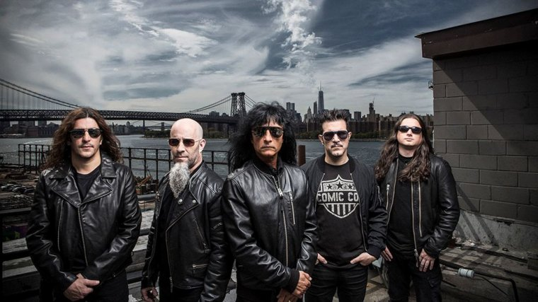 ✠... Anthrax - Kings Among Scotland DVD - Caught In A Mosh Out April 27 2018 …✠