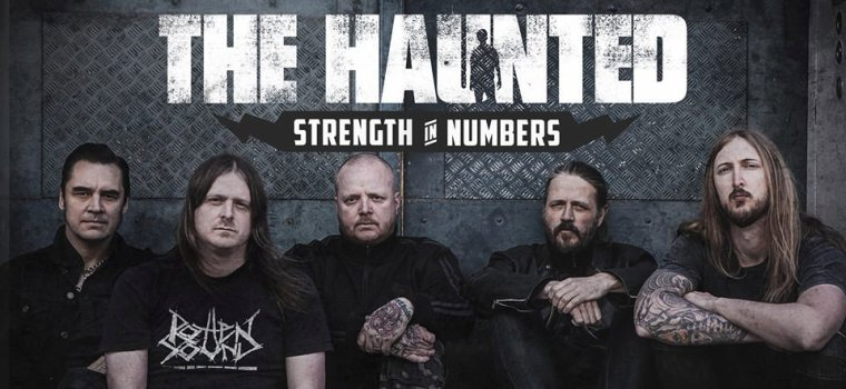 ✠... The Haunted - Cutting Teeth [Official Video] …✠