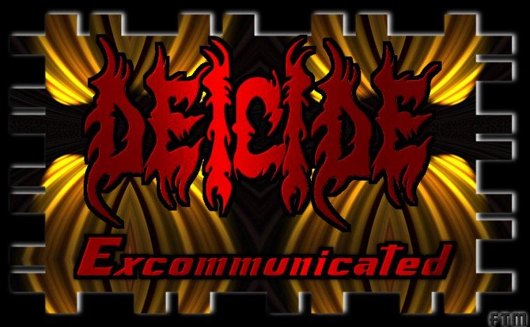 ✠... Deicide - Excommunicated [Lyric Video] …✠