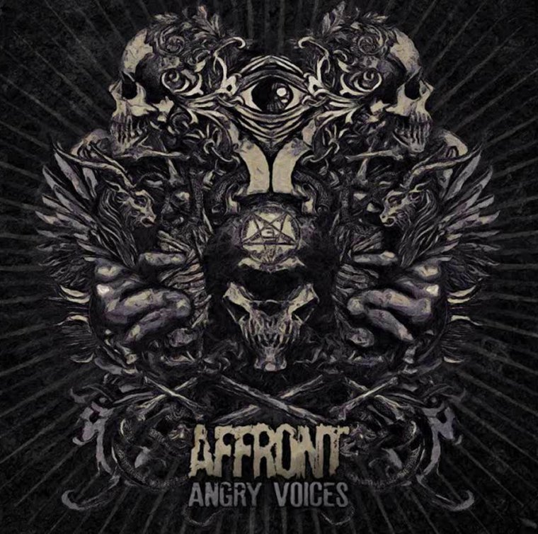 ✠... Affront - Angry Voices [Full Album] …✠