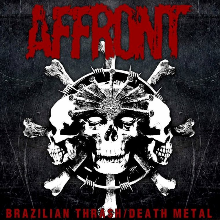 ✠... Affront - Scum Of The World [Official Lyric Video] …✠