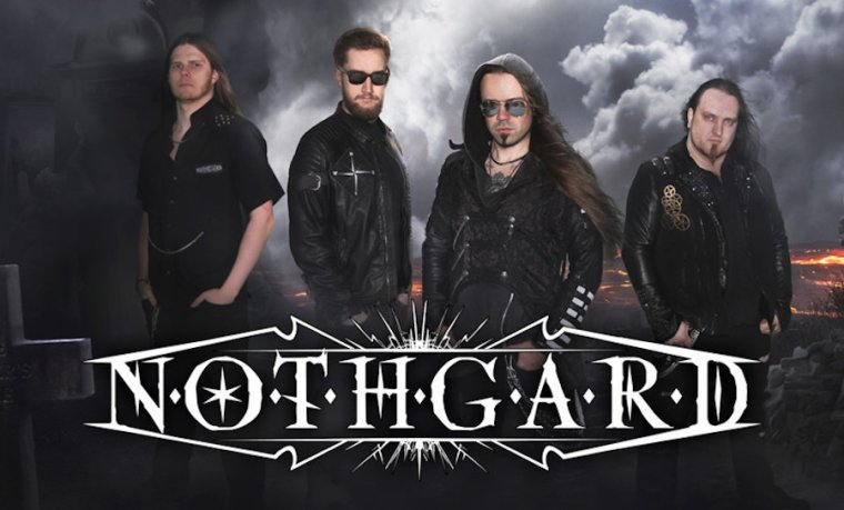 ✠... Nothgard - Epitaph [Official Video] …✠