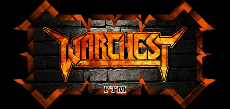 ✠... Warchest - The Haunted Chapel [Official Lyrics Video] …✠