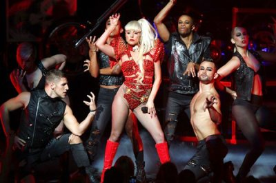LADY GAGA 2012-13  TOUR DATES