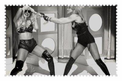 Madonna contre Gaga !