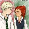 Scorpius Malefoy + Rose Weasley = <3