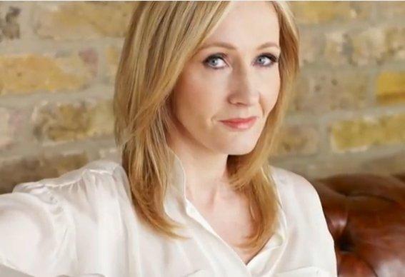 L'anniversaire de J.K Rowling