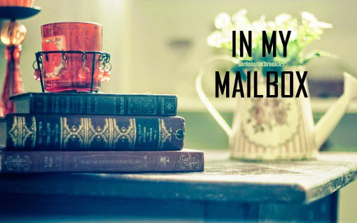 Littérature | In my mailbox #2