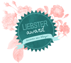 Tag #6 | Liebster Award