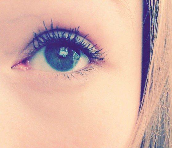 You are my Secret ♥ ( C'est mon oeil sur la première photo )