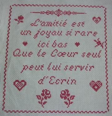 Lamour Dune Amitié Un De Mes Poeme Ponceman