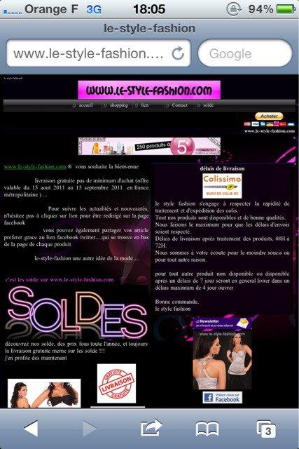 www.le-style-fashion.com