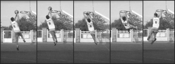 Moi au basket