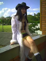 des cosplays