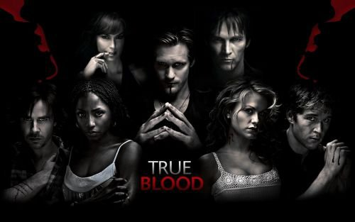 Une série qui a du croc: True Blood.