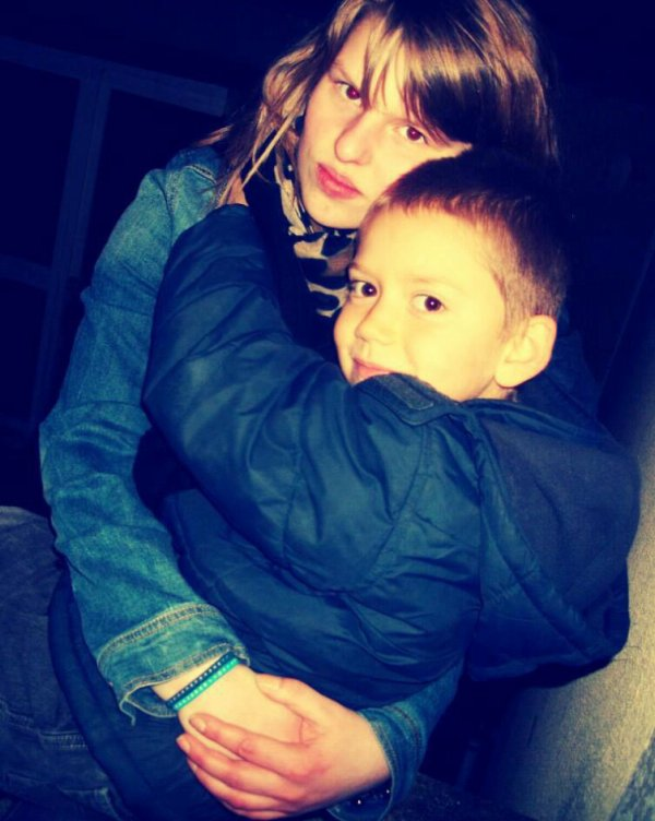 Mon fils<3