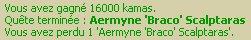 Aermyne 'Braco' Scalptaras !!