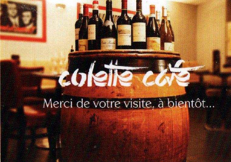 LMP LE COLETTE CAFE