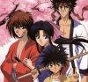 Kenshin-Shishio-Sano