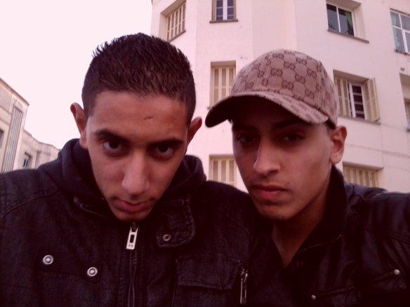 ALAE GHM & ABDELLAH BYA 2012