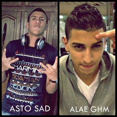 Aji Nle3bo - Alae Ghm Feat. Asto Sad 2012