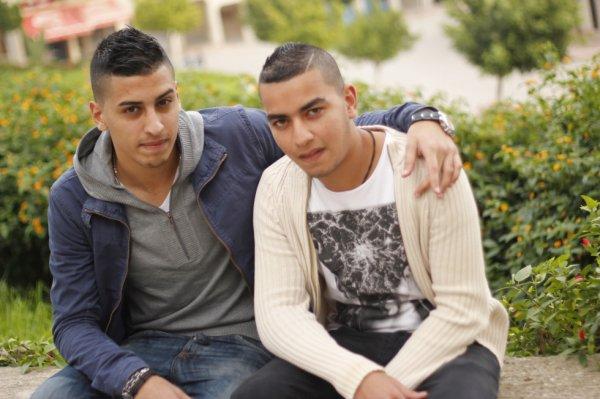 Alae Ghm & Achraf