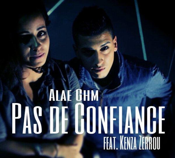 Alae Ghm - Pas de Confiance cover