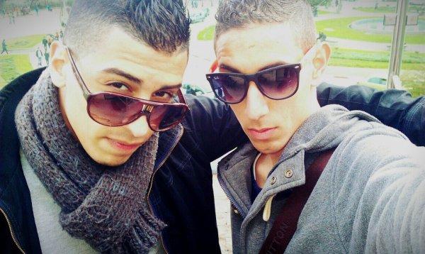Alae Ghm & Abdo Bya