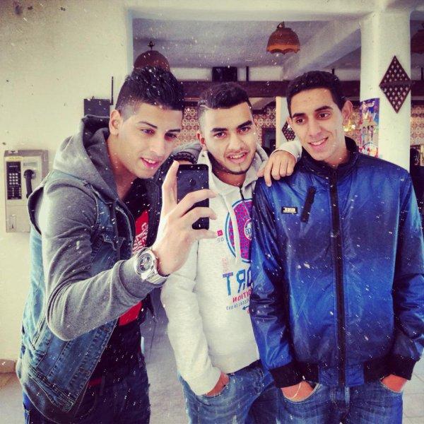 Alae Ghm & Achraf & Bya