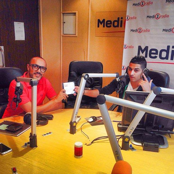 Alae Ghm dans medi1 radio sur mozaik