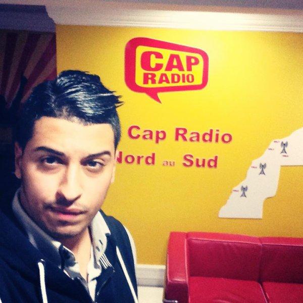 Alae Ghm sur Cap radio