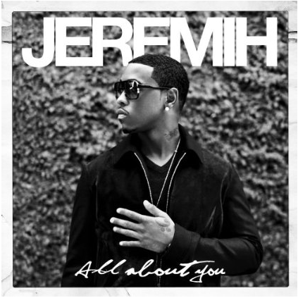 Jeremih COVER NEW ALBUM