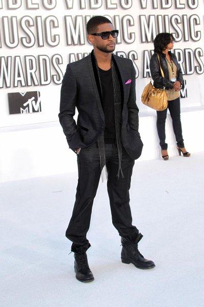 Mtv Video Music Awards 2010; Arrivé