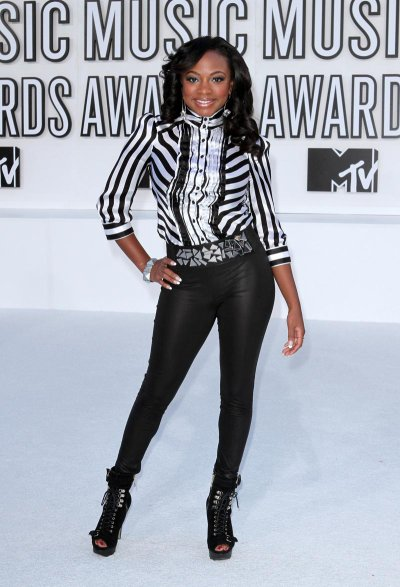 Mtv Video Music Awards 2010; Arrivé