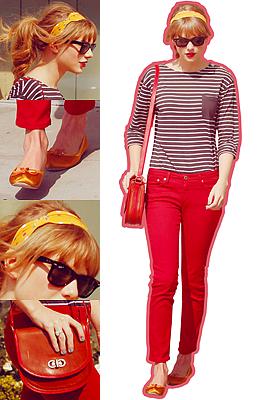 ₪ Taylor Swift - Los Angeles, 04.05.2012