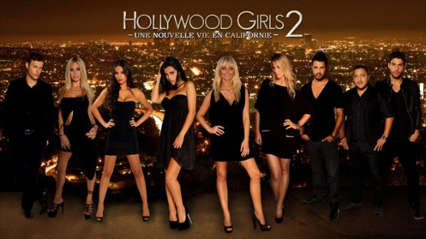 Hollywood girls 2 saison 2