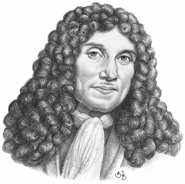 Né le 24 octobre 1632...