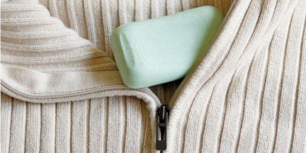 Les utilisations inconnues du savon :