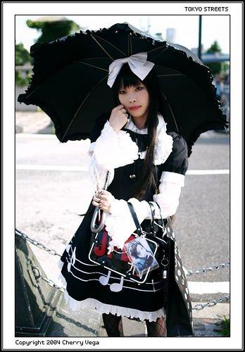 Gothic Lolita : Mode
