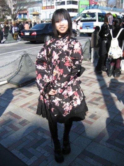 WA Lolita : Mode